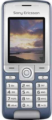 foto del cellulare Sony Ericsson K310i