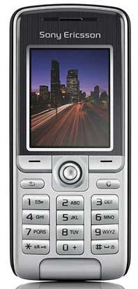 foto del cellulare Sony Ericsson K320i