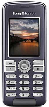 foto del cellulare Sony Ericsson K510i