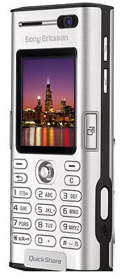 foto del cellulare Sony Ericsson K600i