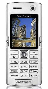 foto del cellulare Sony Ericsson K608i