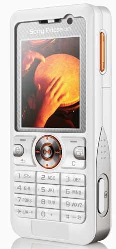 foto del cellulare Sony Ericsson K618