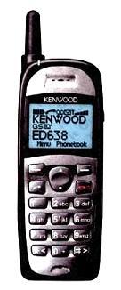 foto del cellulare Kenwood ED 638