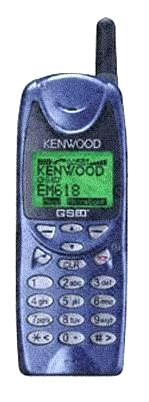foto del cellulare Kenwood EM 618