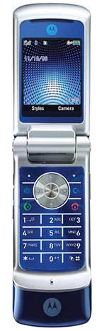 foto del cellulare Motorola Krzr K1