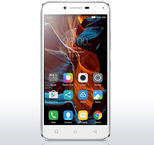 foto del cellulare Lenovo K5