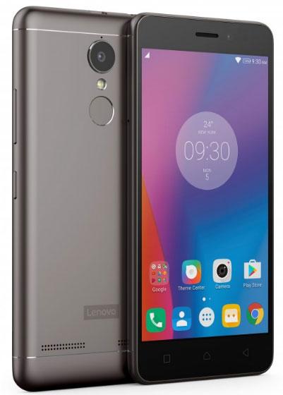 foto del cellulare Lenovo K6