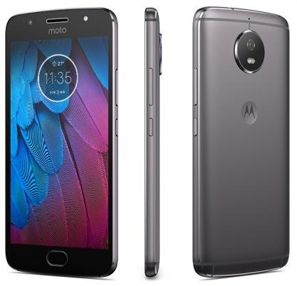foto del cellulare Lenovo Moto G5S