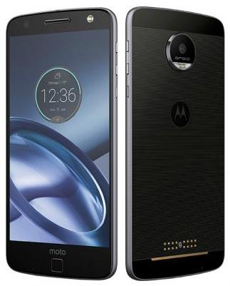 foto del cellulare Lenovo Moto Z