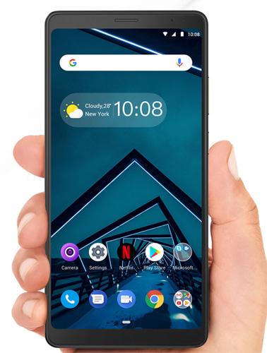 foto del cellulare Lenovo Tab V7