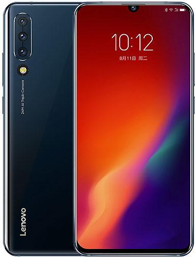 foto del cellulare Lenovo Z6