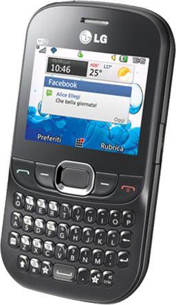foto del cellulare Lg C365 WiFi