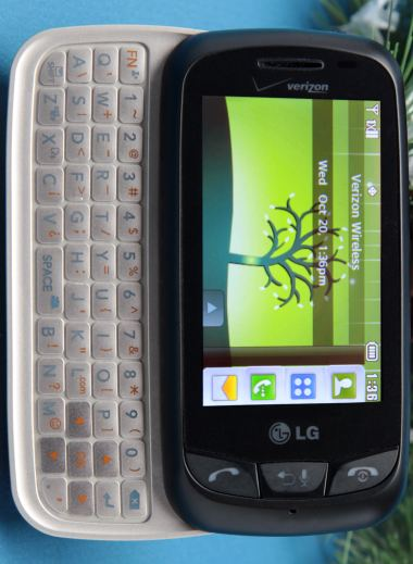 foto del cellulare Lg Cosmos Touch