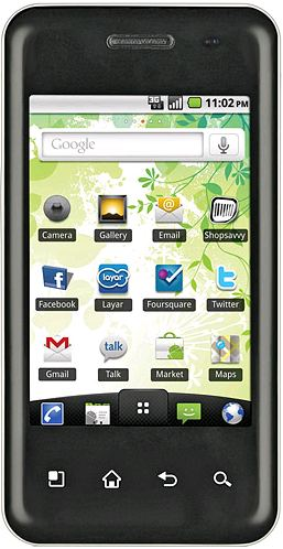 foto del cellulare Lg Optimus Chic