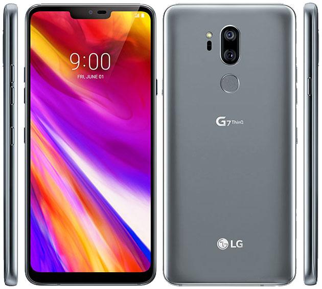 foto del cellulare Lg G7