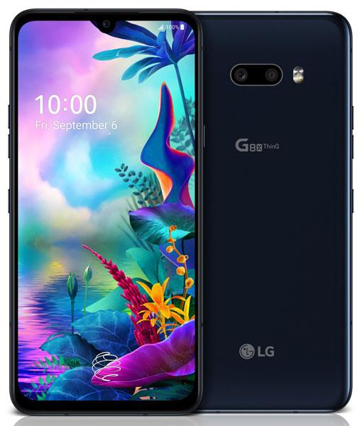 foto del cellulare Lg G8X ThinQ