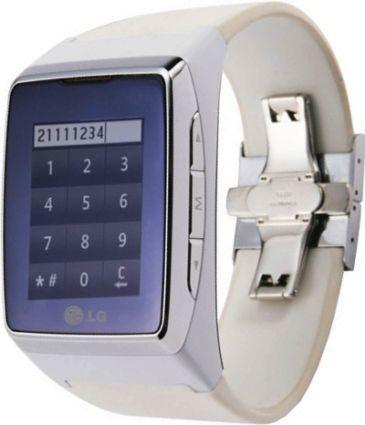 orologio telefono lg