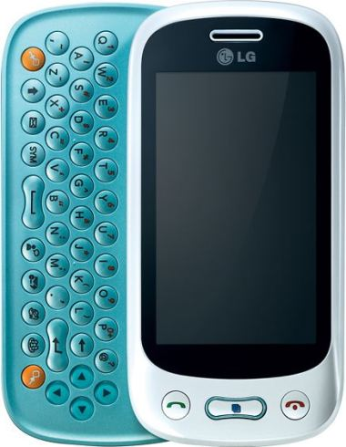 foto del cellulare Lg GT350 Tribe Next