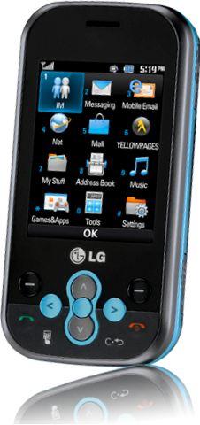 foto del cellulare Lg GT365 Neon