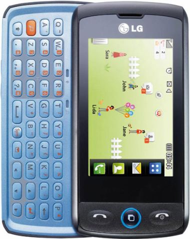 Lg InTouch