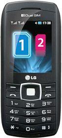foto del cellulare Lg GX300