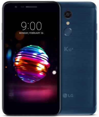 foto del cellulare Lg K11 (K10 2018)
