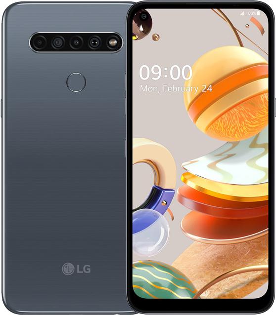 foto del cellulare Lg K61