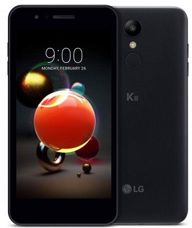 foto del cellulare Lg K9 (K8 2018)