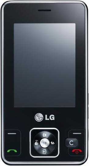 foto del cellulare Lg KC550