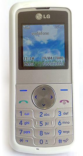foto del cellulare Lg KP100