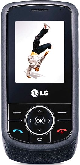 foto del cellulare Lg KP260