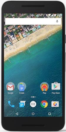 foto del cellulare Lg Nexus 5X
