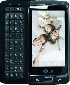 foto del cellulare Lg GW910