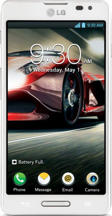 foto del cellulare Lg Optimus F7