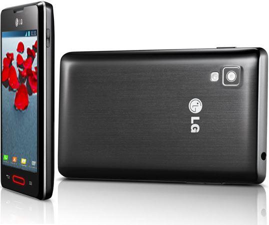 smartphone Lg Optimus L4 2