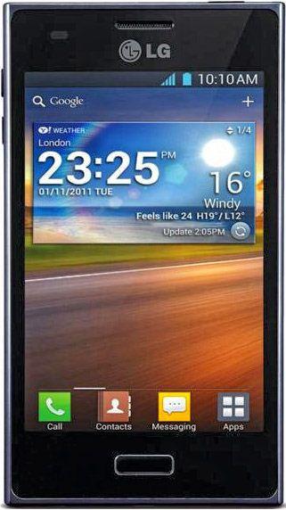 foto del cellulare Lg Optimus L5 Dual