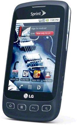 foto del cellulare Lg Optimus S