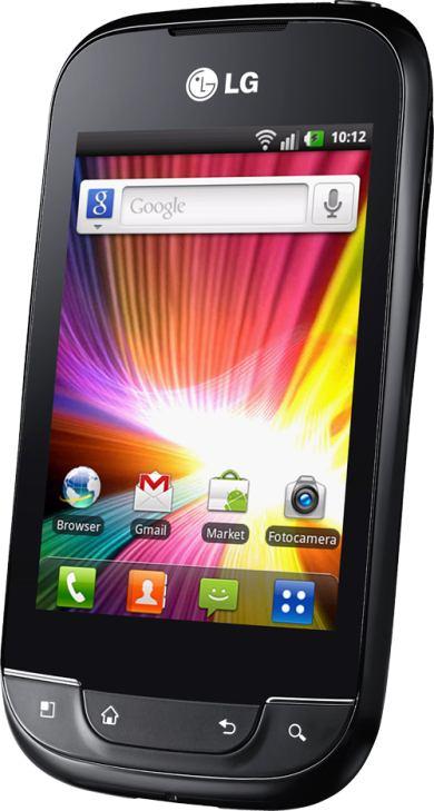foto del cellulare Lg Optimus Net