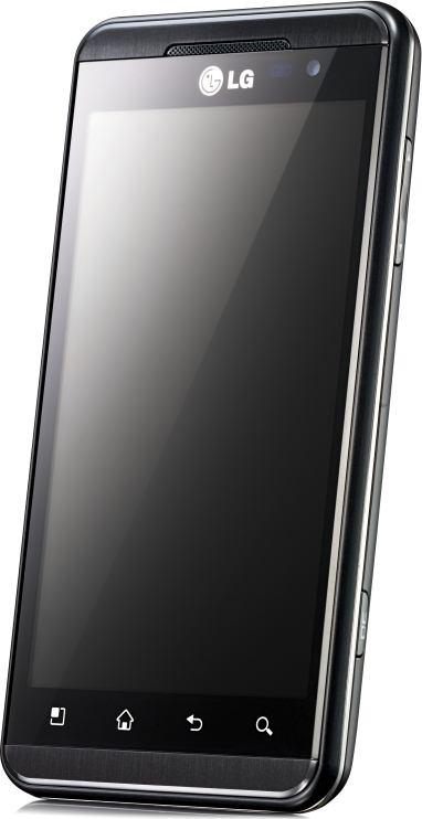 foto del cellulare Lg Optimus 3D