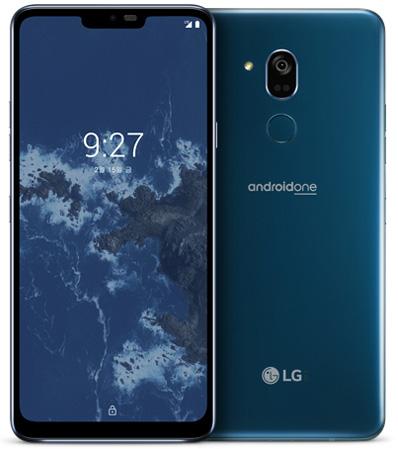foto del cellulare Lg Q9 One