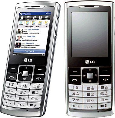 foto del cellulare Lg S310