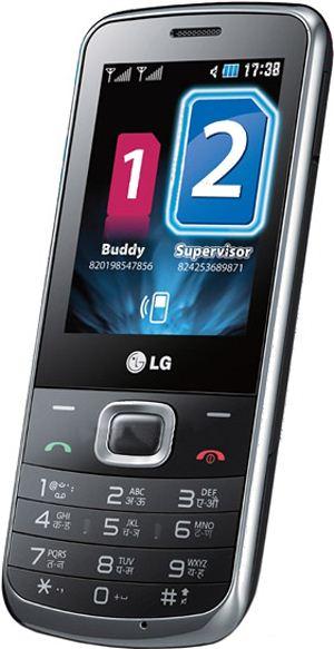foto del cellulare Lg S365