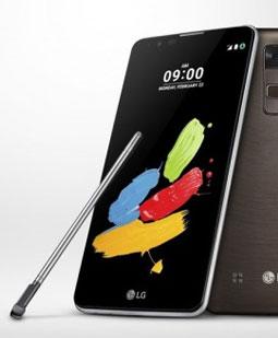 foto del cellulare LG Stylus 2