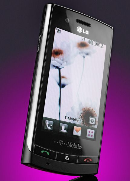 foto del cellulare Lg GT500 Puccini