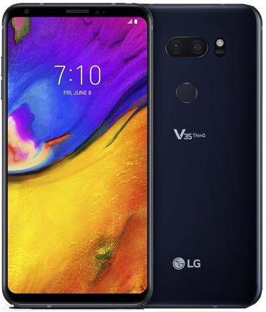 foto del cellulare Lg V35 ThinQ