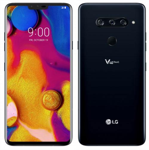 foto del cellulare Lg V40 ThinQ