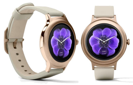 foto del cellulare Lg Watch Style