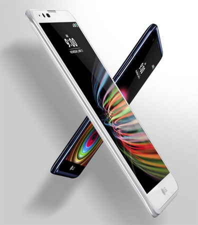 foto del cellulare Lg X Max