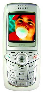 foto del cellulare BenQ M300