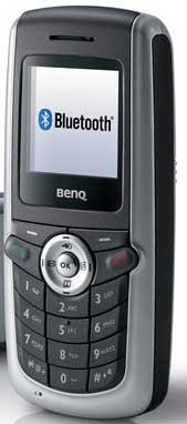 foto del cellulare Benq M315